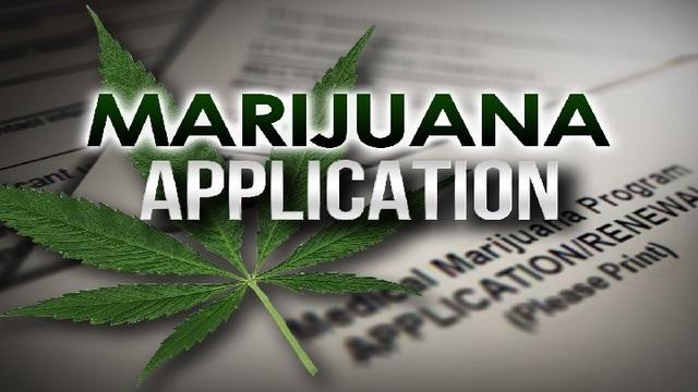 Marijuana applications